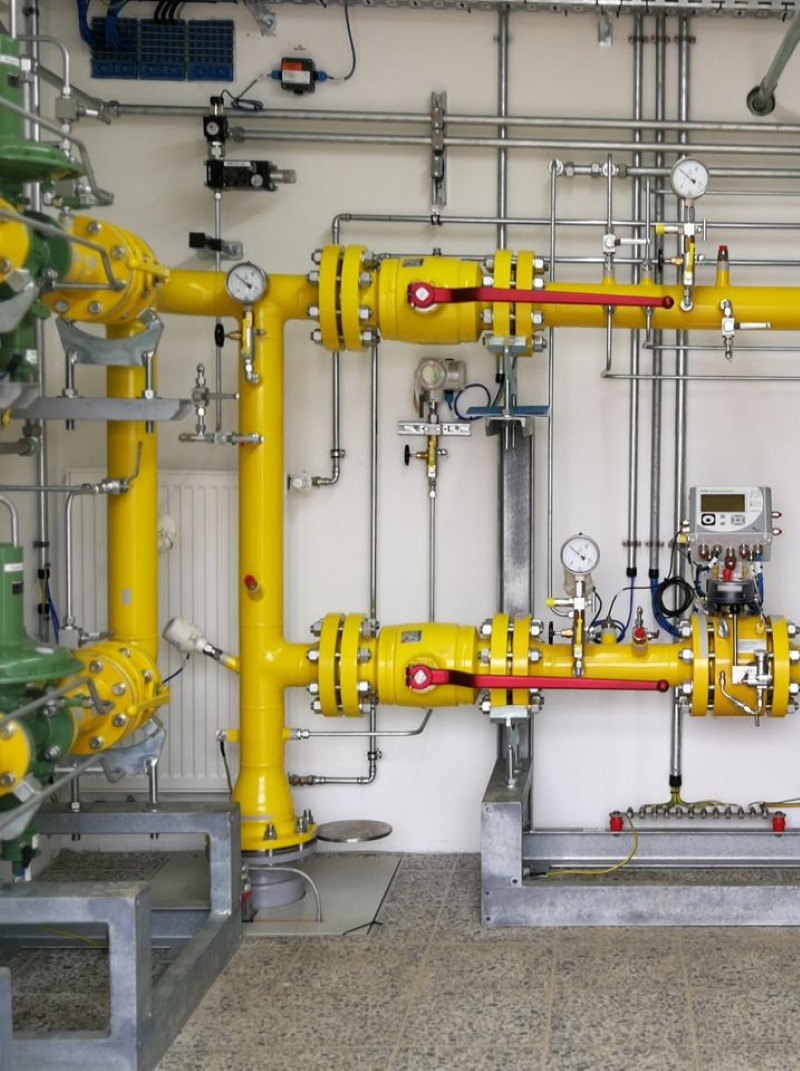 Verbrennungsluftversorgung gemäß DVGW-TRGI 2018