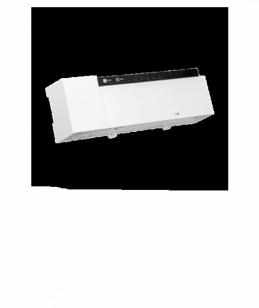 Vorderansicht Basisstation Funk mit Trafo (24 V)