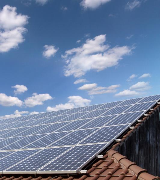 Bayernwerk Solaranlage mit E.ON SolarCloud