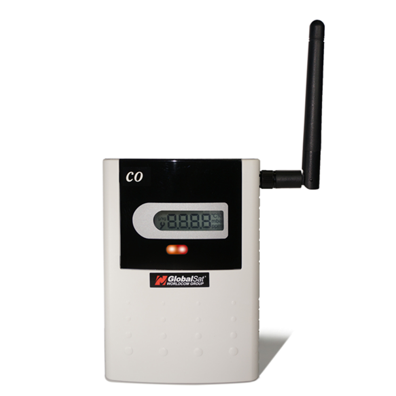 Globalsat - LS-112P: LoRaWAN-Luftgütesensor (CO, Temperatur, Luftfeuchte)