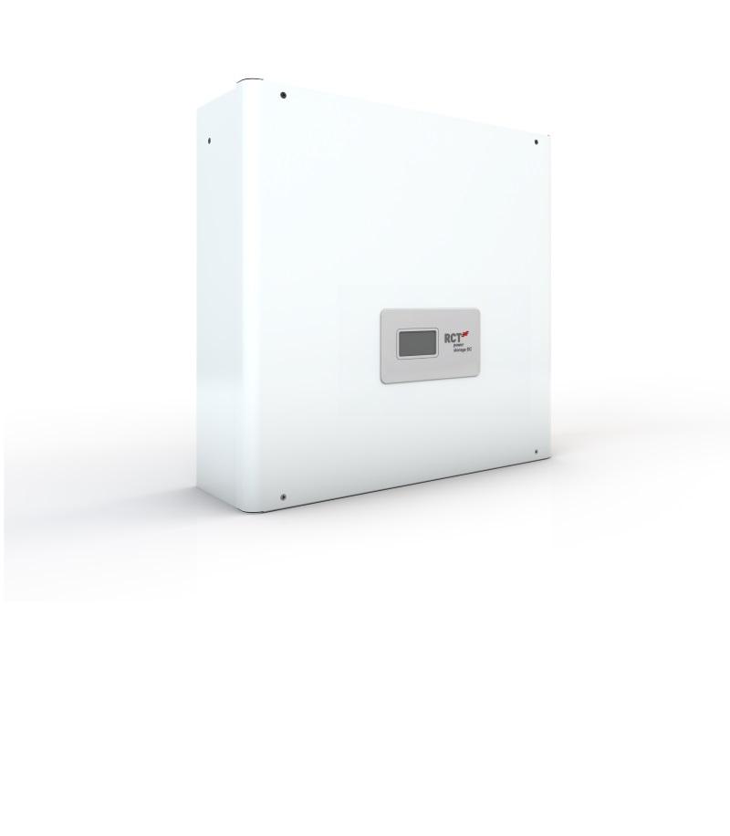 DC-Speicherlösung vom Hersteller RCT-Power