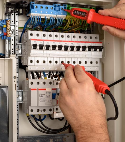 Vor-Ort-Check zur Installation einer Wallbox