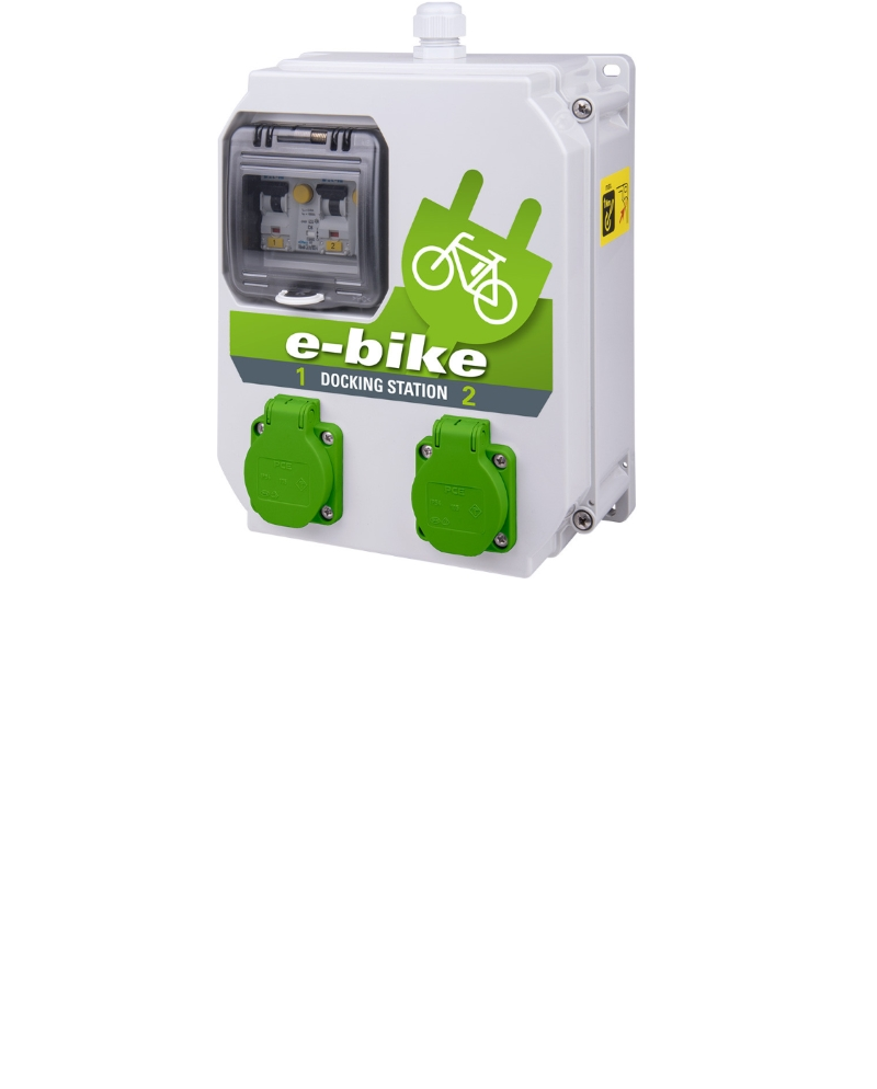 PCE E-Bike Dockingstation
