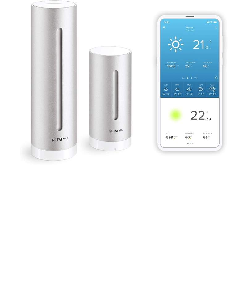 Netatmo Smart Home Wetterstation