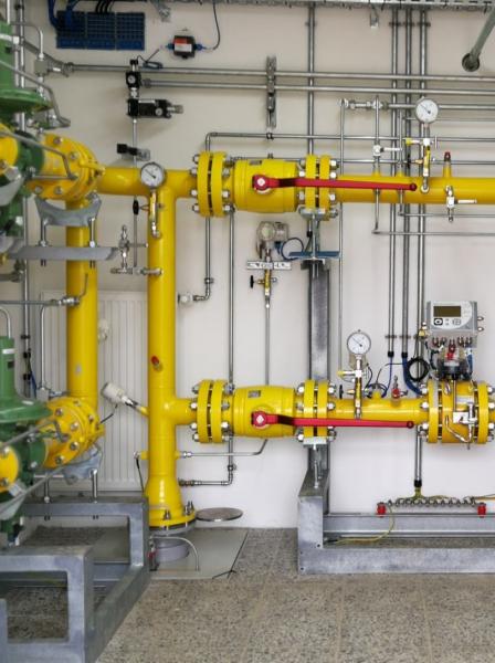 Bemessung von Gasinstallationen gemäß DVGW-TRGI 2018