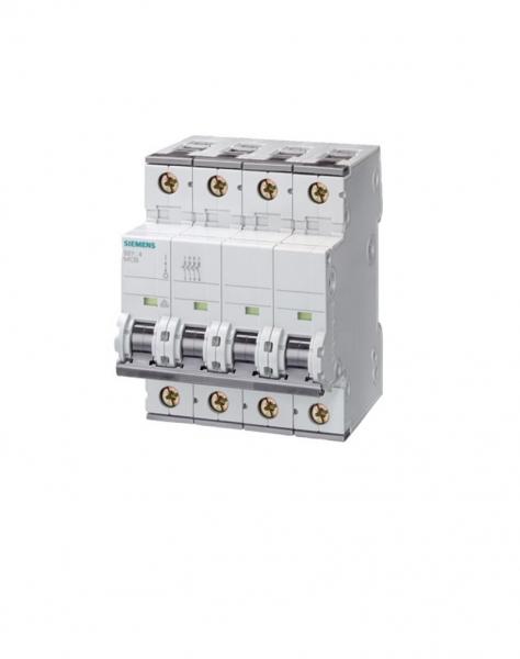 Siemens Leitungsschutzschalter (400 V, 20 A, 3+N-polig)