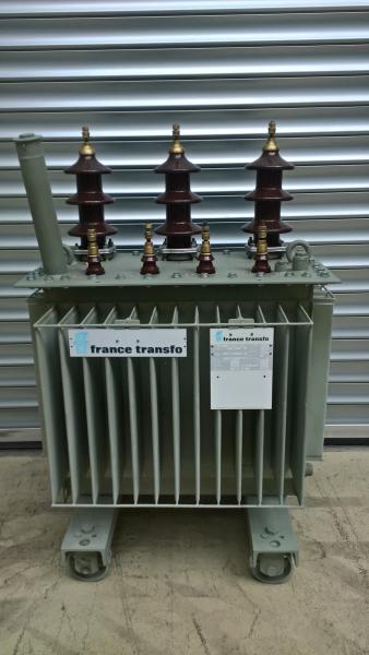100kVA Verteiltransformator von France Transfo (gebraucht)