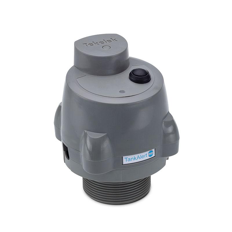 tekelec - tek766: LoRaWAN Ultraschall-Füllstandssensor f. Treibstoff- & Wassertanks