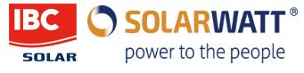 IBC Solar u. SOLARWATT