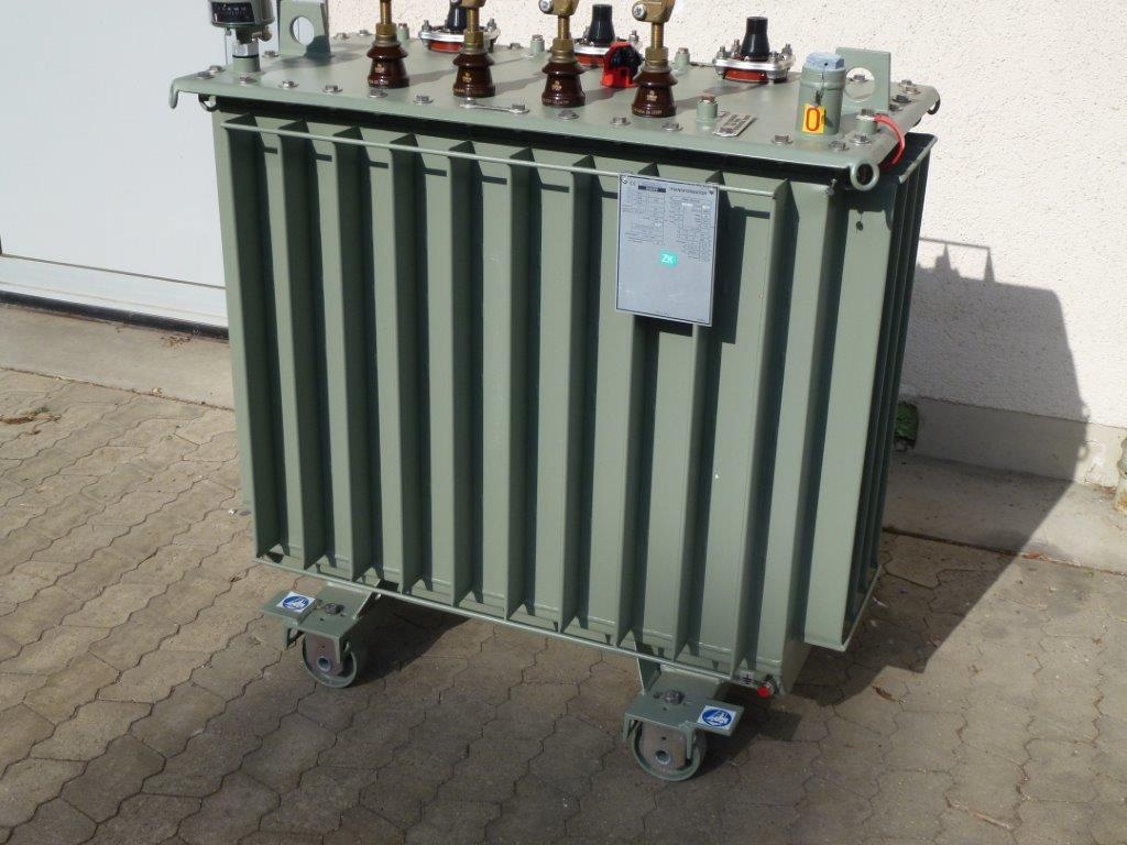160kVA Verteiltransformator von ELIN (gebraucht)