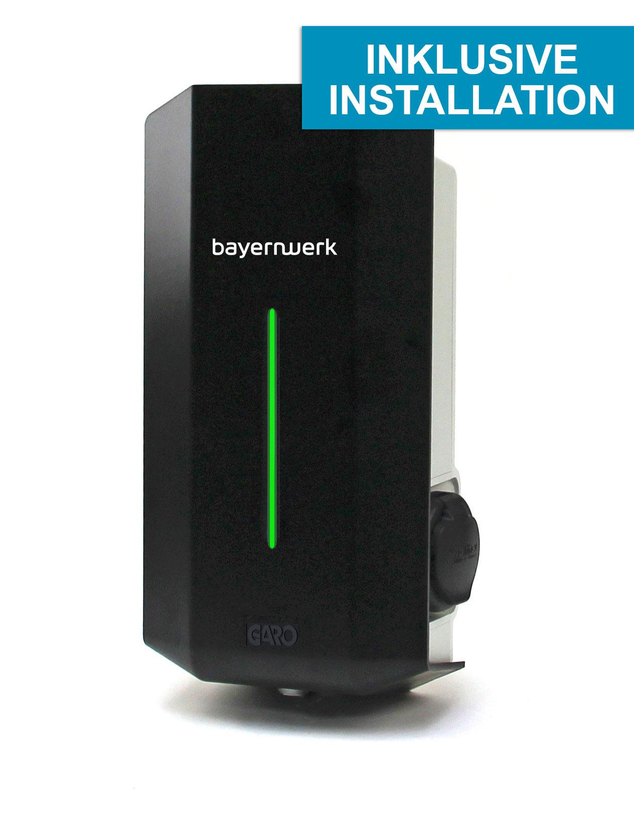 Bayernwerk-PowerBox mit Installation