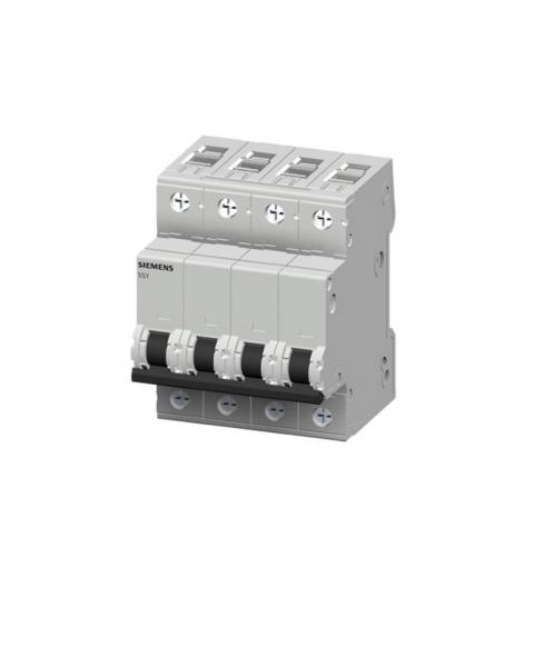 Siemens Leitungsschutzschalter (400 V, 40 A, 3+N-polig)