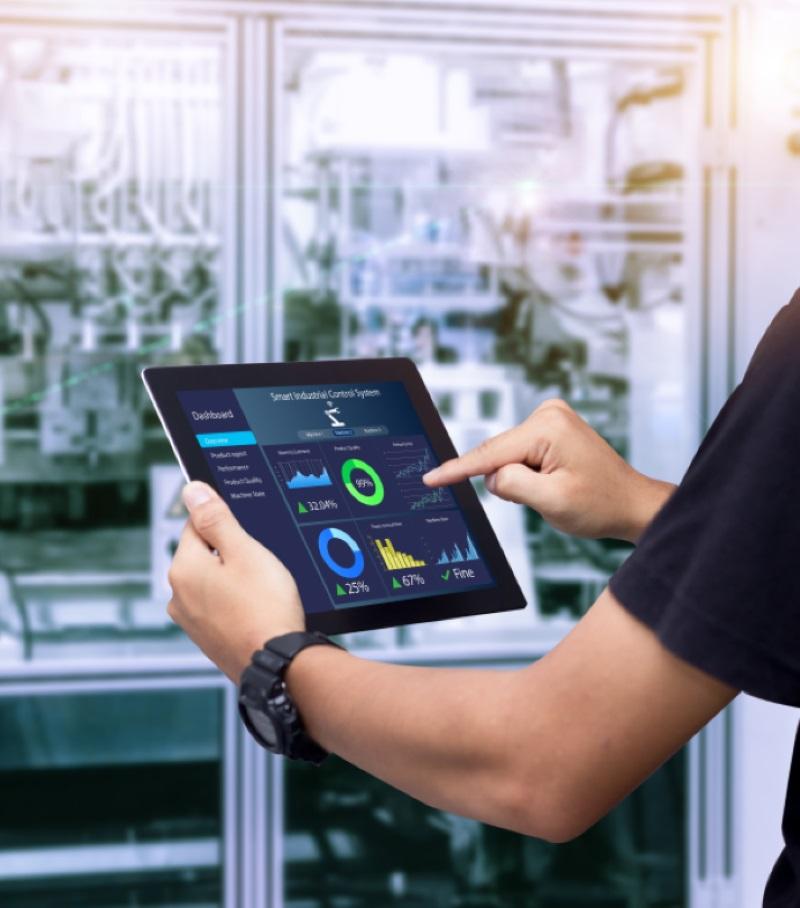 EnergiePortal Business für Industrie- und Gewerbekunden