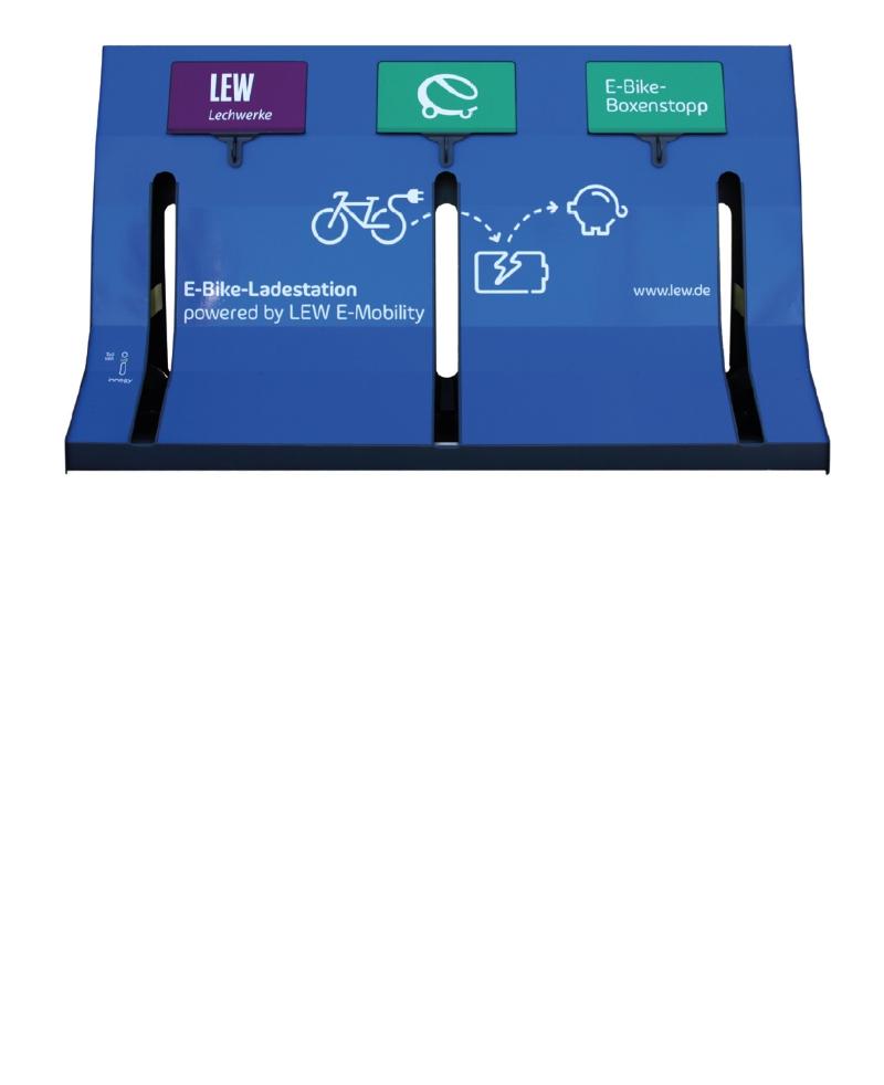 LEW E-Bike Ladestation
